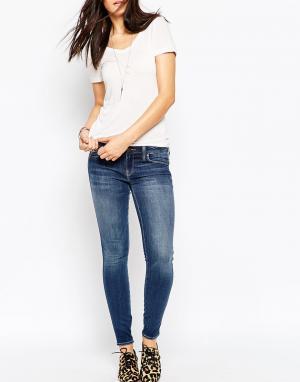 Genetic Denim Зауженные джинсы Shya