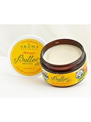 Масло манго, 95 гр Aroma Naturals. Цвет: молочный