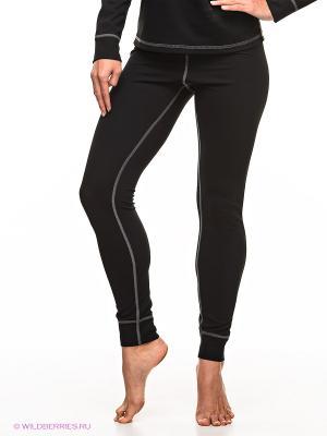 Термобелье - брюки Gorsenia. Цвет: черный