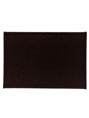 Обложка для проездного Черный кофе+D2 Tina Bolotina. Цвет: черный, серо-коричневый