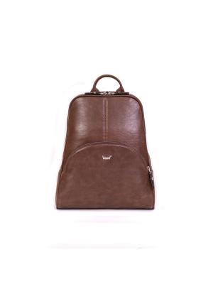 Рюкзак BarBara. Цвет: коричневый