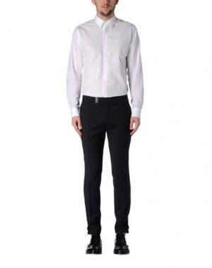 Повседневные брюки RAF SIMONS. Цвет: черный