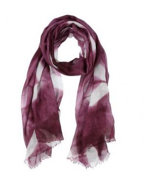 Палантин CESARE GATTI. Цвет: розовато-лиловый