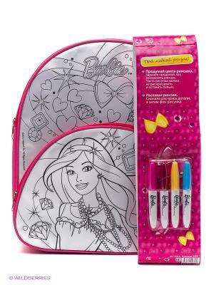 Рюкзака Прекрасная Барби Mattel. Цвет: розовый