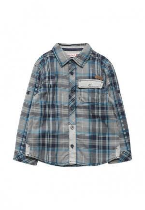 Рубашка Boboli. Цвет: серый