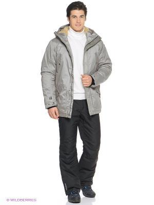 Куртка Icepeak. Цвет: светло-серый