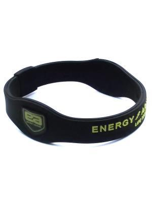 Браслет Energy Armor Black/Lime Energyarmor. Цвет: зеленый