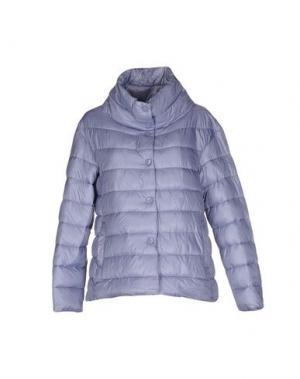 Куртка BINI COMO. Цвет: сиреневый