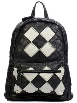 Рюкзак AnnA Wolf. Цвет: черный, бежевый, молочный