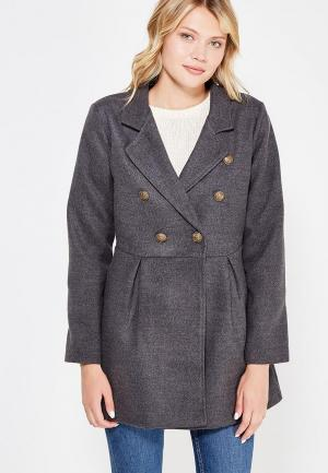 Пальто Perfect J. Цвет: серый