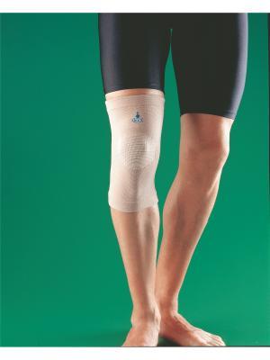 Бандаж коленный мягкий, 2022, ОРРО OppO Medical Inc.. Цвет: бежевый