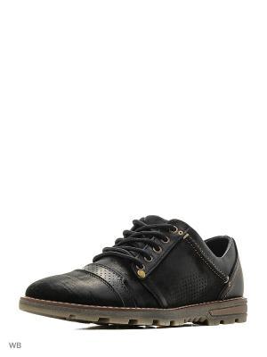 Ботинки Dimenni. Цвет: черный