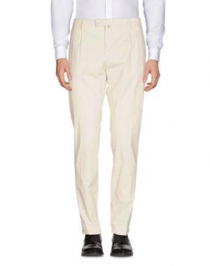 Повседневные брюки BRIGLIA 1949. Цвет: светло-серый