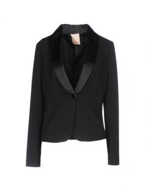 Пиджак KARTIKA. Цвет: черный
