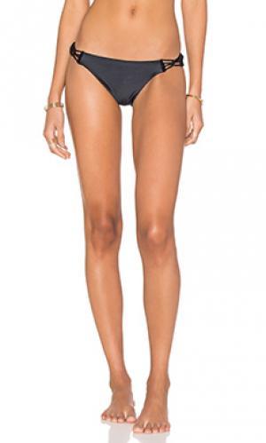 Низ бикини braid Vix Swimwear. Цвет: черный