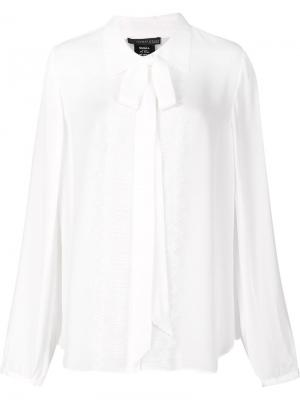 Блузка Endemic Thomas Wylde. Цвет: белый