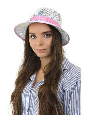 Шляпа Happy Charms Family. Цвет: белый, серый, голубой, розовый