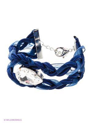 Браслет Maru by Safri. Цвет: синий