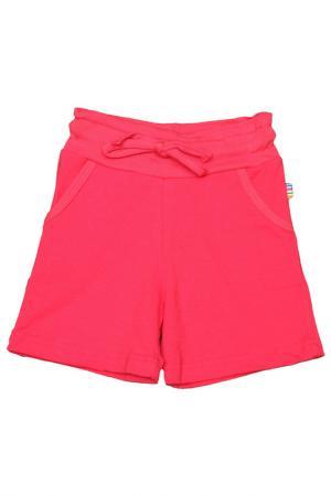 Пижамные шорты Joha. Цвет: розовый