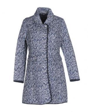 Легкое пальто [C] STUDIO. Цвет: темно-синий
