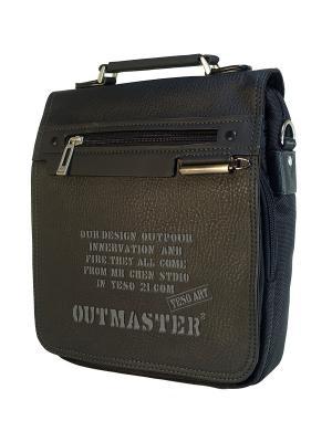 Сумка Yeso (Outmaster). Цвет: черный