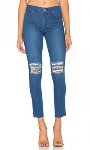 Узкие джинсы twiggy ankle James Jeans. Цвет: none