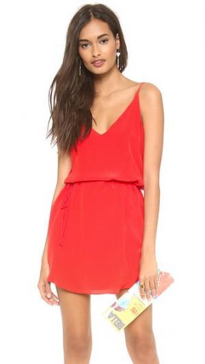 Платье Kaya Rory Beca. Цвет: красный