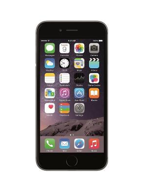 Смартфон iPhone 6 Plus, 64Gb Space Gray Apple. Цвет: серый