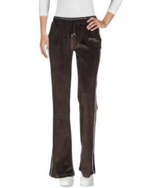 Повседневные брюки ALVIERO MARTINI 1a CLASSE EASYWEAR. Цвет: темно-коричневый