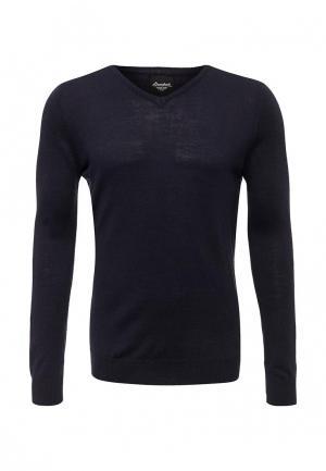 Пуловер Bruebeck. Цвет: синий
