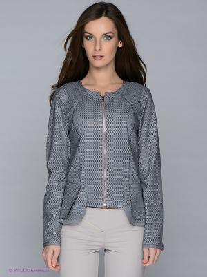 Куртка Aaiko. Цвет: темно-серый
