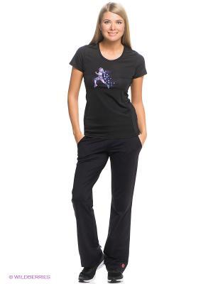 Спортивные брюки Sport Vision. Цвет: черный