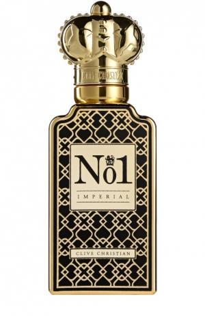 Парфюмерная вода No.1 Imperial for Women Clive Christian. Цвет: бесцветный