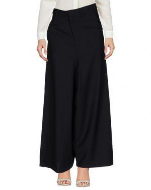 Повседневные брюки JUNYA WATANABE COMME des GARÇONS. Цвет: темно-синий