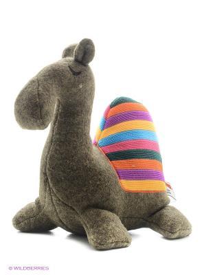 Игрушка мягкая (Cho Camel, 20,5 см). Gund. Цвет: коричневый