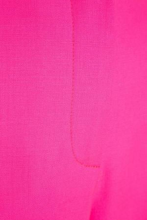 Розовые брюки из шерсти Altuzarra. Цвет: розовый