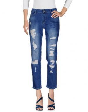 Джинсовые брюки !M?ERFECT. Цвет: синий