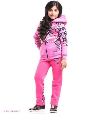Брюки Monster High. Цвет: розовый