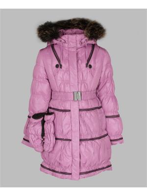 Пальто Arista. Цвет: сиреневый