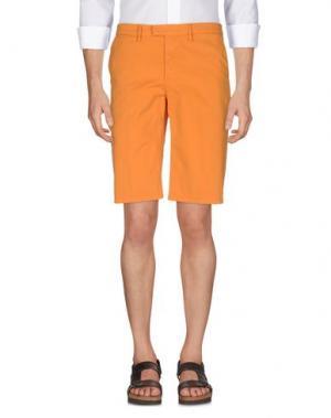 Бермуды HAIKURE. Цвет: оранжевый