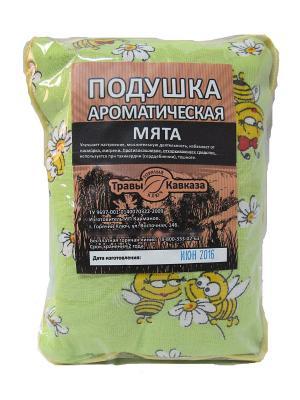 Подушечка ароматическая мята Травы Кавказа. Цвет: зеленый