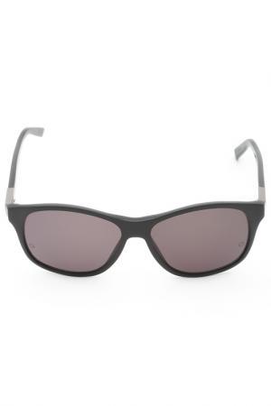 Очки солнцезащитные Montblanc. Цвет: 01a
