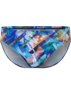 Плавки JOSS. Цвет: синий, морская волна, черный