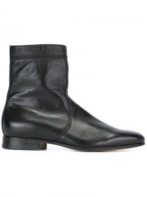 Ботинки Dylan Carvil. Цвет: чёрный