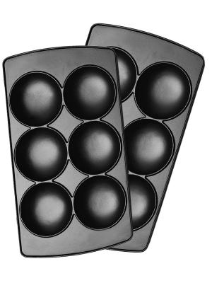 Панель для мультипекаря REDMOND RAMB-15 (круг). Цвет: черный