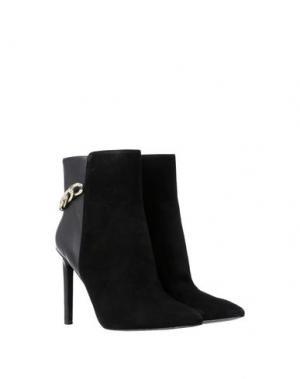 Полусапоги и высокие ботинки NINE WEST. Цвет: черный
