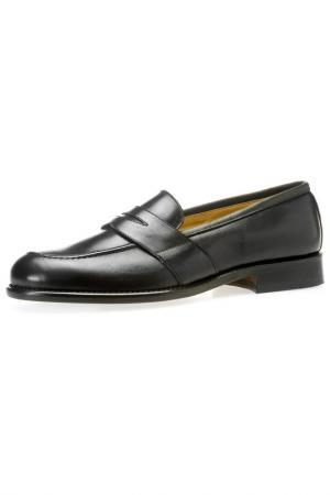 Туфли BELSIRE MILANO. Цвет: черный