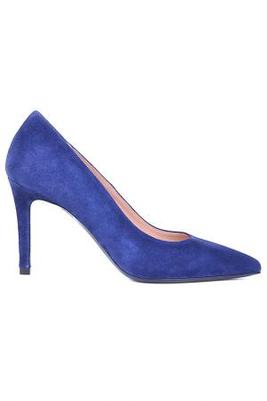 SHOES Marco Barbabella. Цвет: navy
