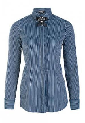 Рубашка ALTER EGO. Цвет: синий