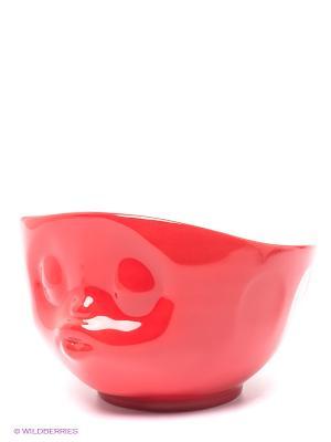 Пиала Tassen. Цвет: красный, белый